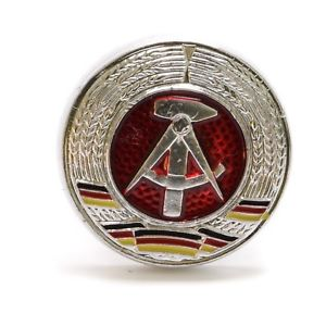 East German badge.