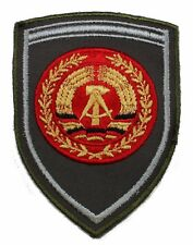 East German sleeve patch.
