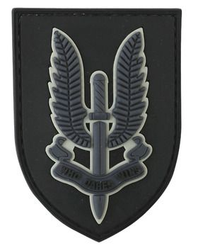 SAS Tactical patch.