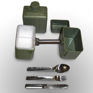 Yugoslavian mess tin set
