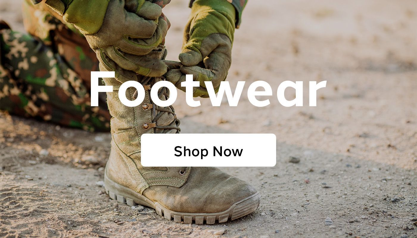 Footwear | Shop Now