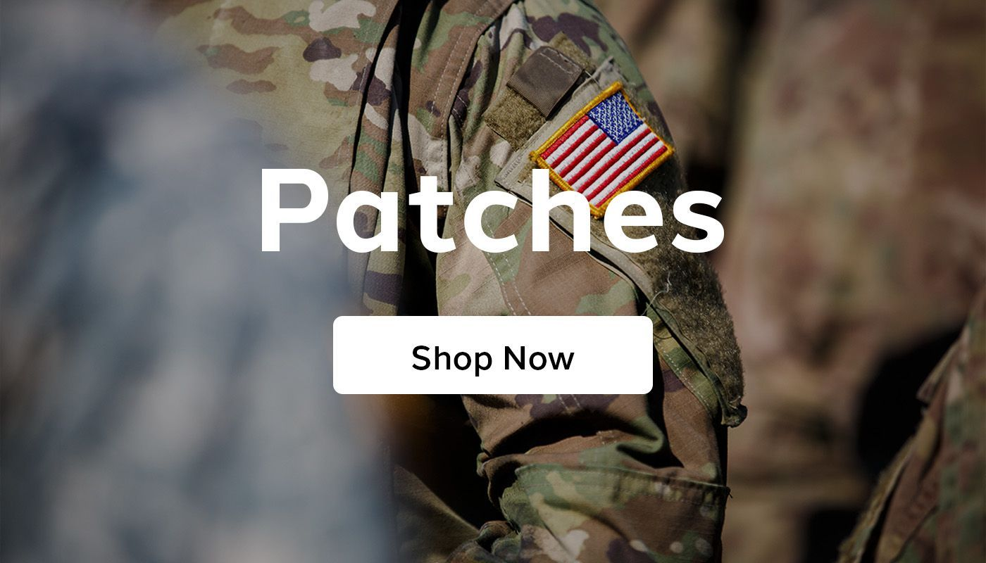 Patches | Shop Now