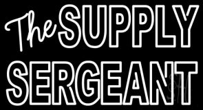 the supply sergeant logo